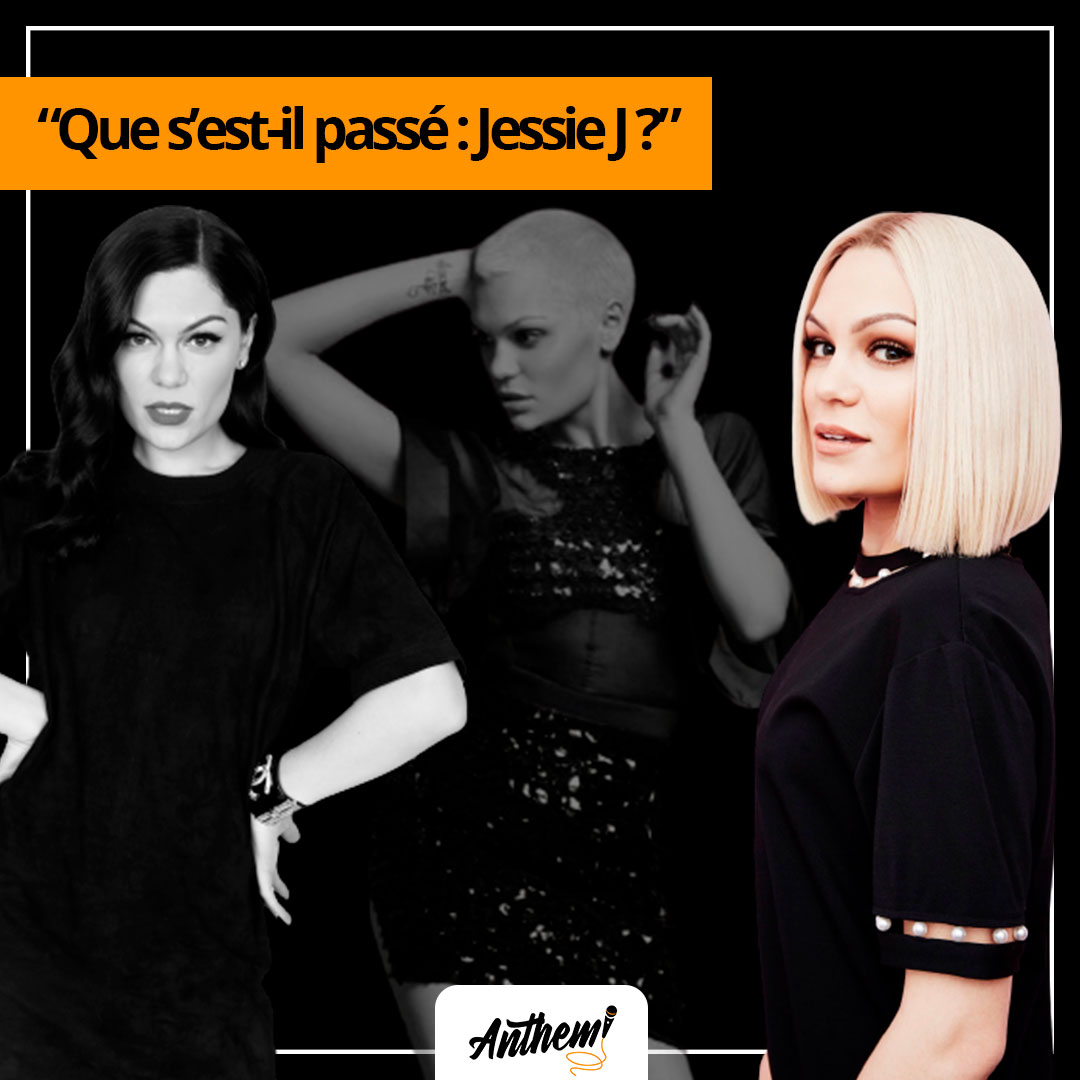Jessie J carrière price tag flop what happened career chute